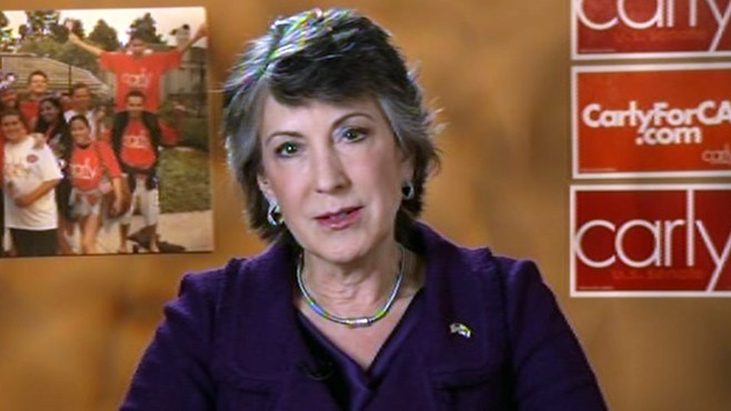 VIDEO: Rep. Senate candidate in California talks about her race against Barbara Boxer.