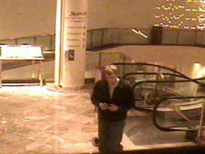 VIDEO: Boston police search for young man suspected of killing two massage therapists.