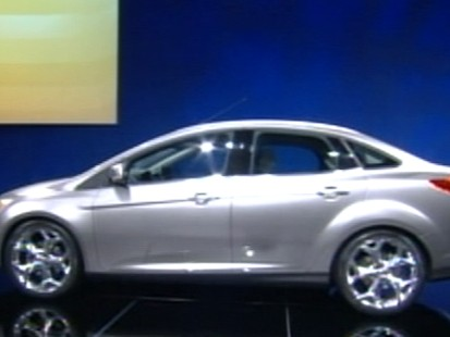 VIDEO: Automakers are shifting gears from big to small.