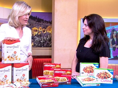 VIDEO: Womens Healths Lisa Drayer explains how to buy nutritious prepared foods.