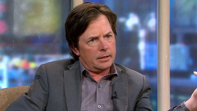 "VIDEO: Michael J. Fox says battle with Parkinsons disease has been a ""tremendous journey."""
