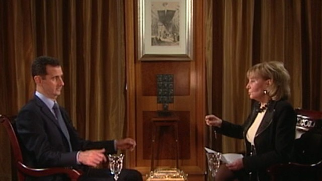 VIDEO:Barbara Walters' Interview With Syria's President