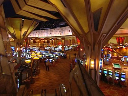 A picture of a casino.
