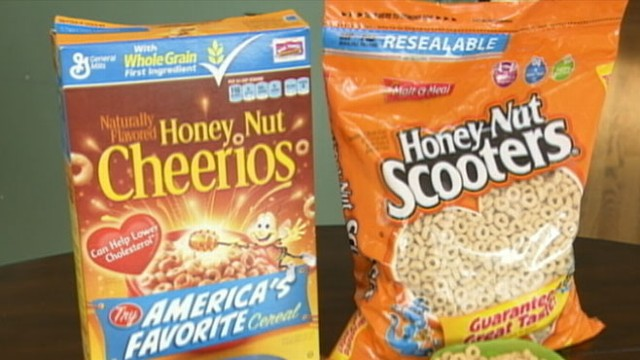 discount cereals take on brand names kids critique compare brands