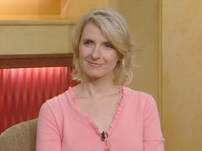 VIDEO: The author talks about the film version of her memoir.