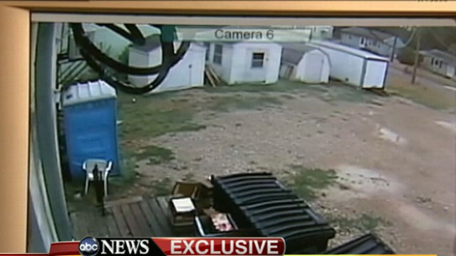 VIDEO: Surveillance video might be the last glimpse of the girls before they went missing.