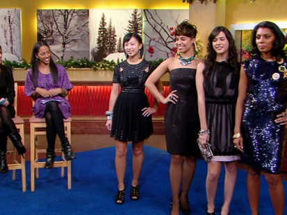 VIDEO: Bianna Golodryga takes a look at some New Years Eve style tips.