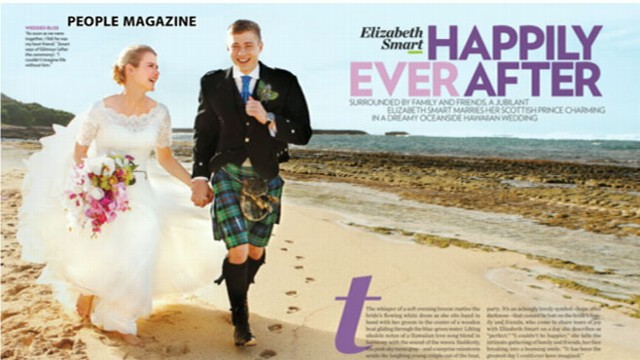 Elizabeth Smart Wedding.Elizabeth Smart Wedding Exclusive Details