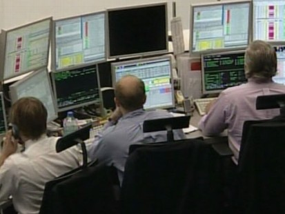 VIDEO: Effort to contain Greeces debt crisis sends world stock markets soaring.