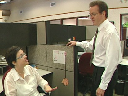 VIDEO: Job numbers are climbing at a slower rate.