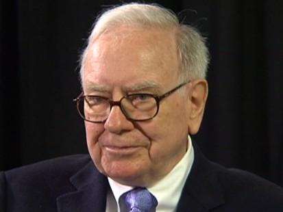 VIDEO: Warren Buffett offers his perspective on the Goldman Sachs scandal.