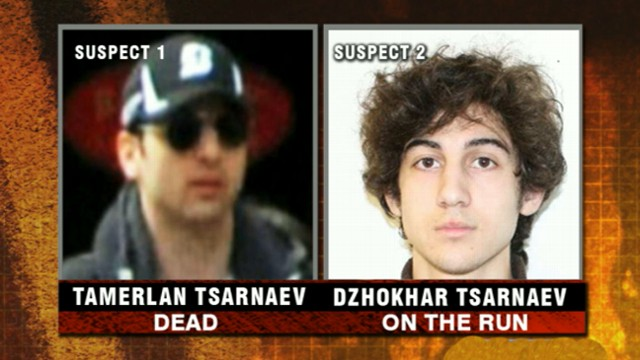 Who Are The Boston Marathon Bombing Suspected Tsarnaev Brothers