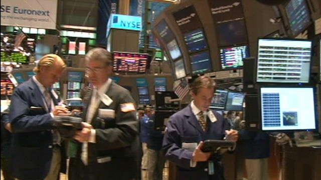 VIDEO: Stock market has erased all of its 2011 gains in the last two weeks of trading.