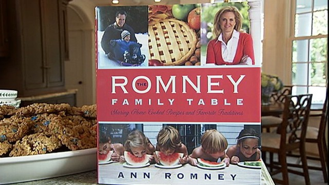 Romney Family Cookbook Shares Treasured Recipes