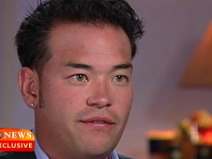 VIDEO: Jon Gosselin Talks About Marriage to Kate