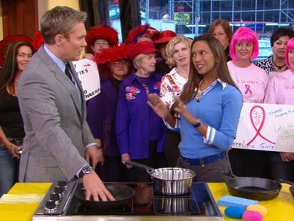 VIDEO: Jennifer Schwab talks about eco-friendly cookware.