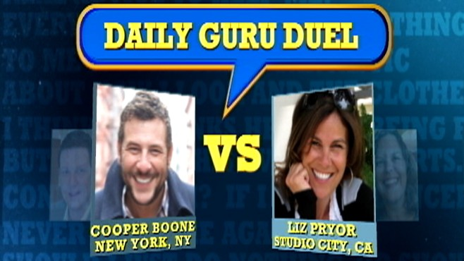 VIDEO: Cooper Boone and Liz Pryor take on todays viewers question.