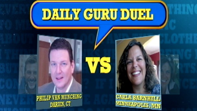 VIDEO: Philip Van Munching and Carla Barnhill answer a viewers question.