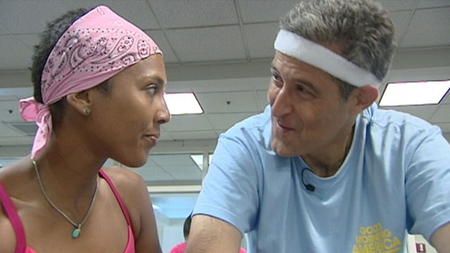 VIDEO: Dr. Richard Besser takes on questions about working out.