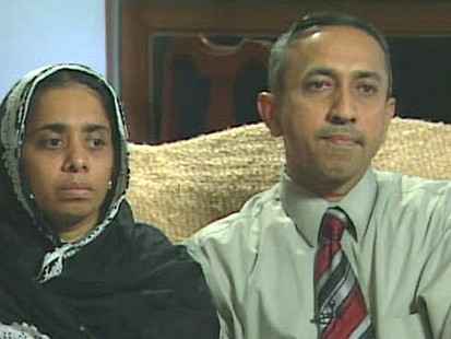 VIDEO: Muslim parents of teen who converted to Christianity, want her to return home.