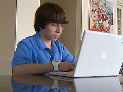VIDEO: School district is accused of spying on students who used the schools laptops.