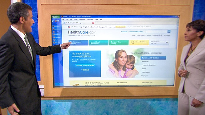 VIDEO: The website helps families figure out health care benefits, pricing and options.
