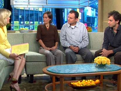 VIDEO: Families of three Americans held in Iran say they were careful travelers.
