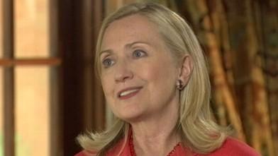Rodham clinton nude Hillary at