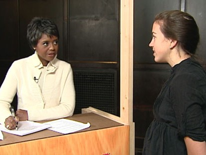 VIDEO: Mellody Hobson advises college students on how to start out on the right track.