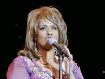 VIDEO: Grammy award winning singer shares her memories of the music icon.
