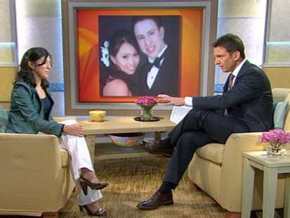 VIDEO: Friend of missing Yale student believes bride-to-be wouldnt run away.