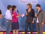 VIDEO: Jennifer Nettles and Kristian Bush show off their tour bus.
