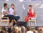VIDEO: Lady Gaga Interview: GMA Concert a Dream Come True
