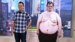 Extreme Makeover Weightloss Editiion: Man Neared 500 Pounds
