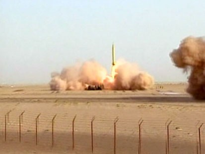 missile tests