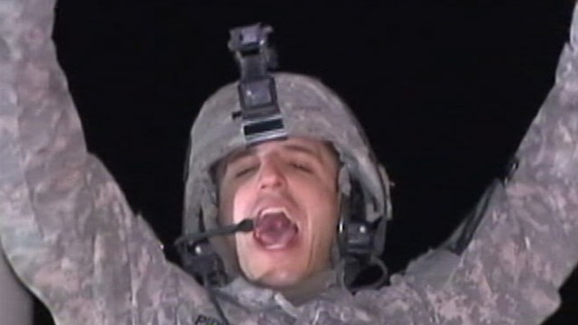 VIDEO: The last of American combat troops have pulled out of the country.