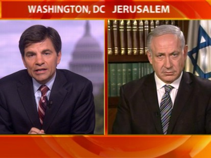 VIDEO: Benjamin Netanyahu wants to impose crippling sanctions against Iran.