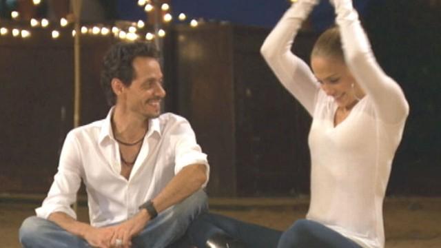 Jennifer Lopez Mark Anthony Resume Project Despite Divorce Video Abc News