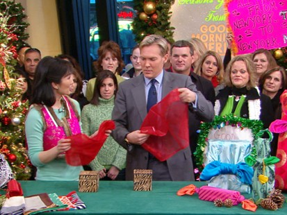 VIDEO: Author Patricia Lee explains how to wrap gifts without harming the environment.