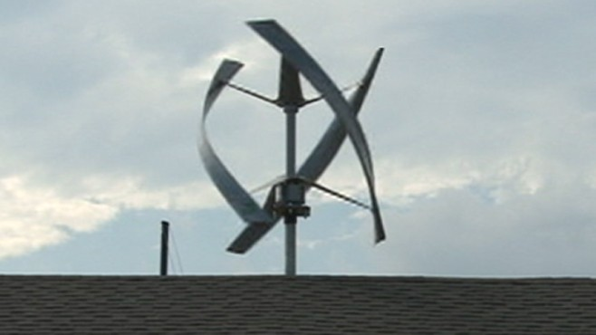 Just One Thing: Vertical Axis Wind Turbine Cuts Energy ... | 658 x 370 jpeg 31kB