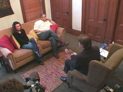 VIDEO: Therapist Terry Real analyzes one couples problems.
