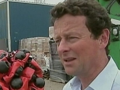 VIDEO: CEO Tony Hayward will testify before Congress on the Gulf oil spill disaster.