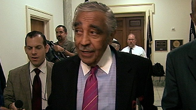 VIDEO: Rep. Charlie Rangel, D-N.Y., faces 13 counts of ethics violations.