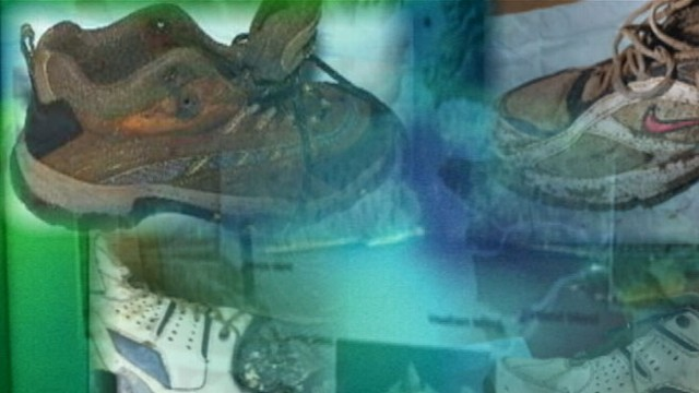 VIDEO: Police report they have found a running shoe containing the severed body part.