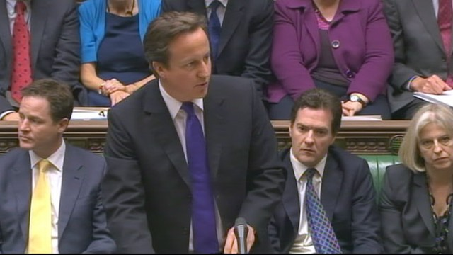 VIDEO: Britains prime minister is new focus after News Corp. CEO testifies.