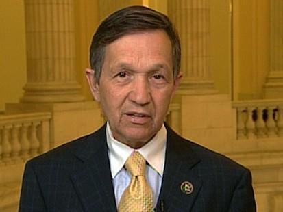 VIDEO: Rep. Dennis Kucinich, D-Ohio, responds to WH Press Secretarys comments.