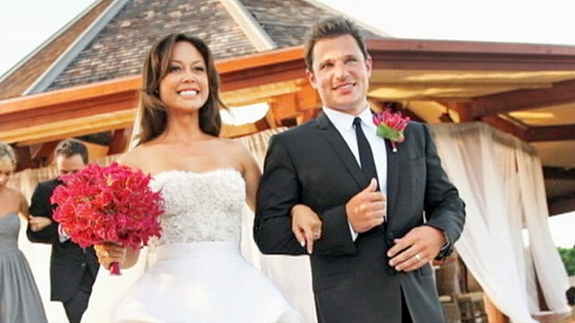 Video Nick Lachey Vanessa Minnillo Wedding Preparation