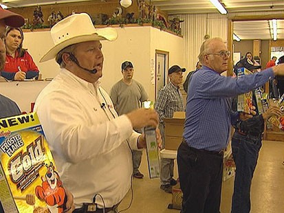 VIDEO: How to Save at Grocery Auctions