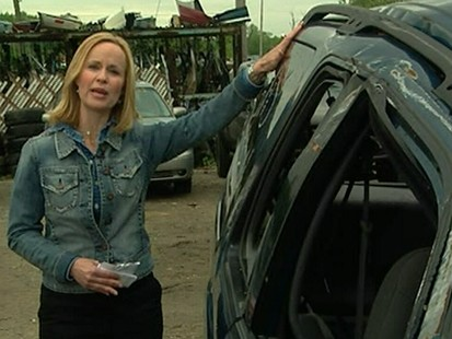 VIDEO: Preventing Car Roof Crush Accidents
