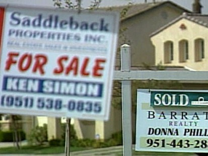 VIDEO: First-time home buyers spur sales.